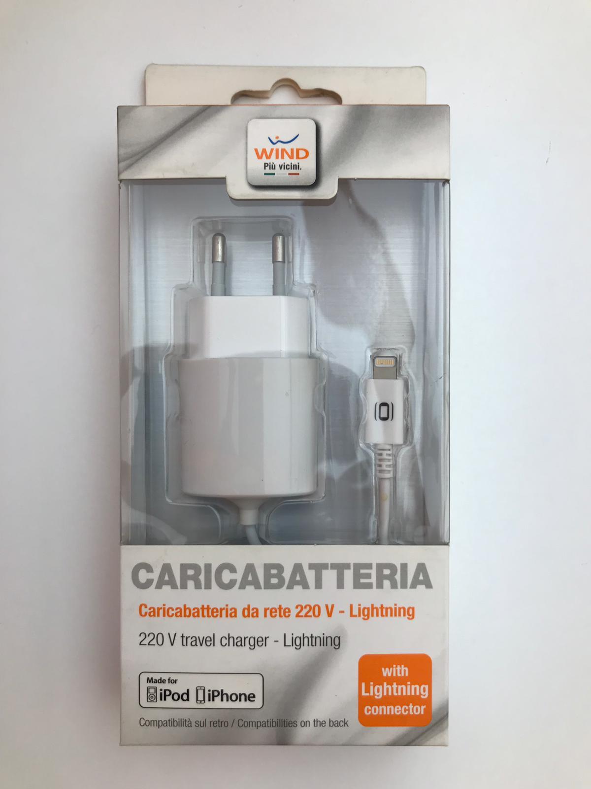 Carica batterie iPhone X