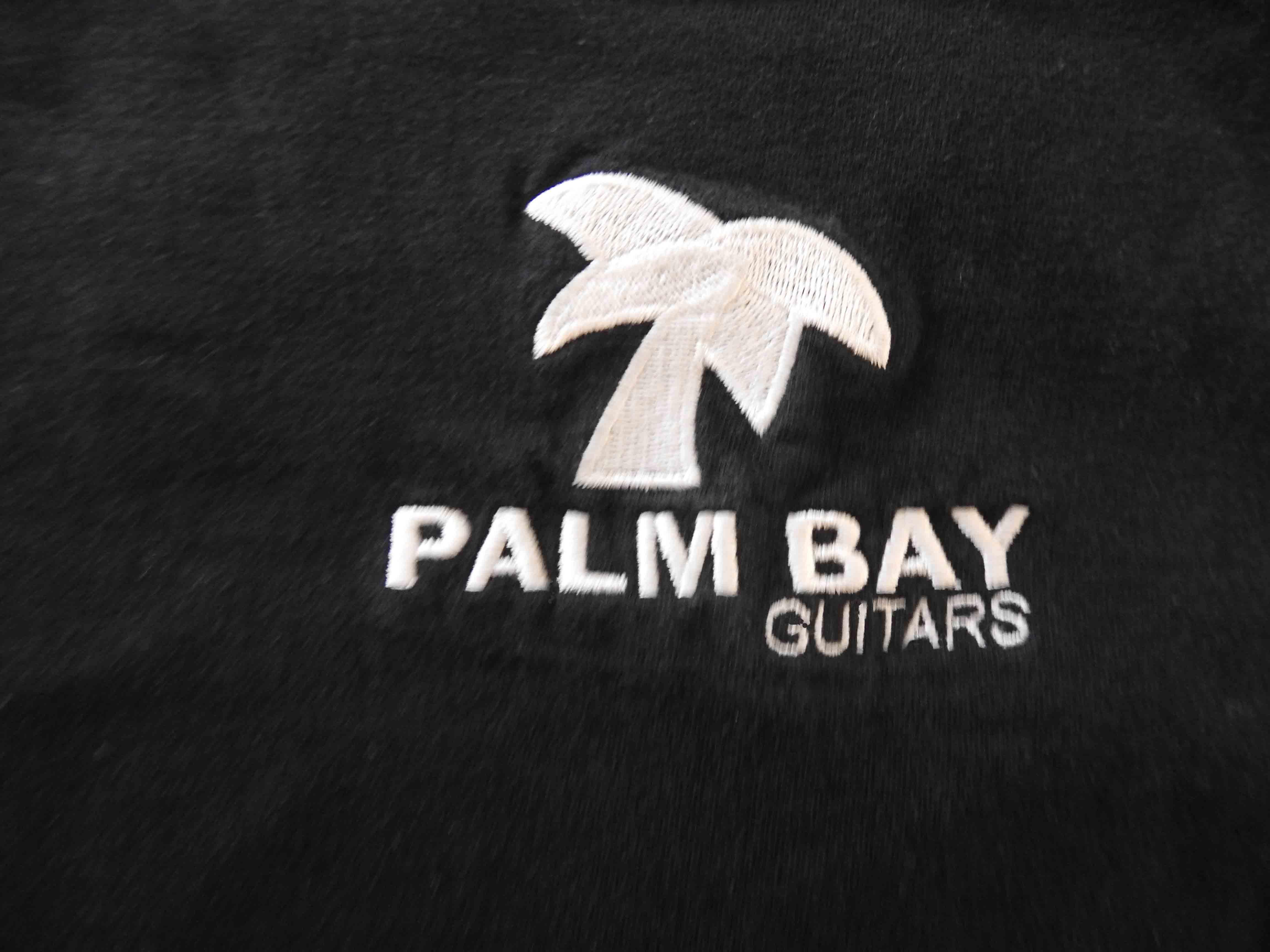 Palm Bay Guitars T Shirt Small