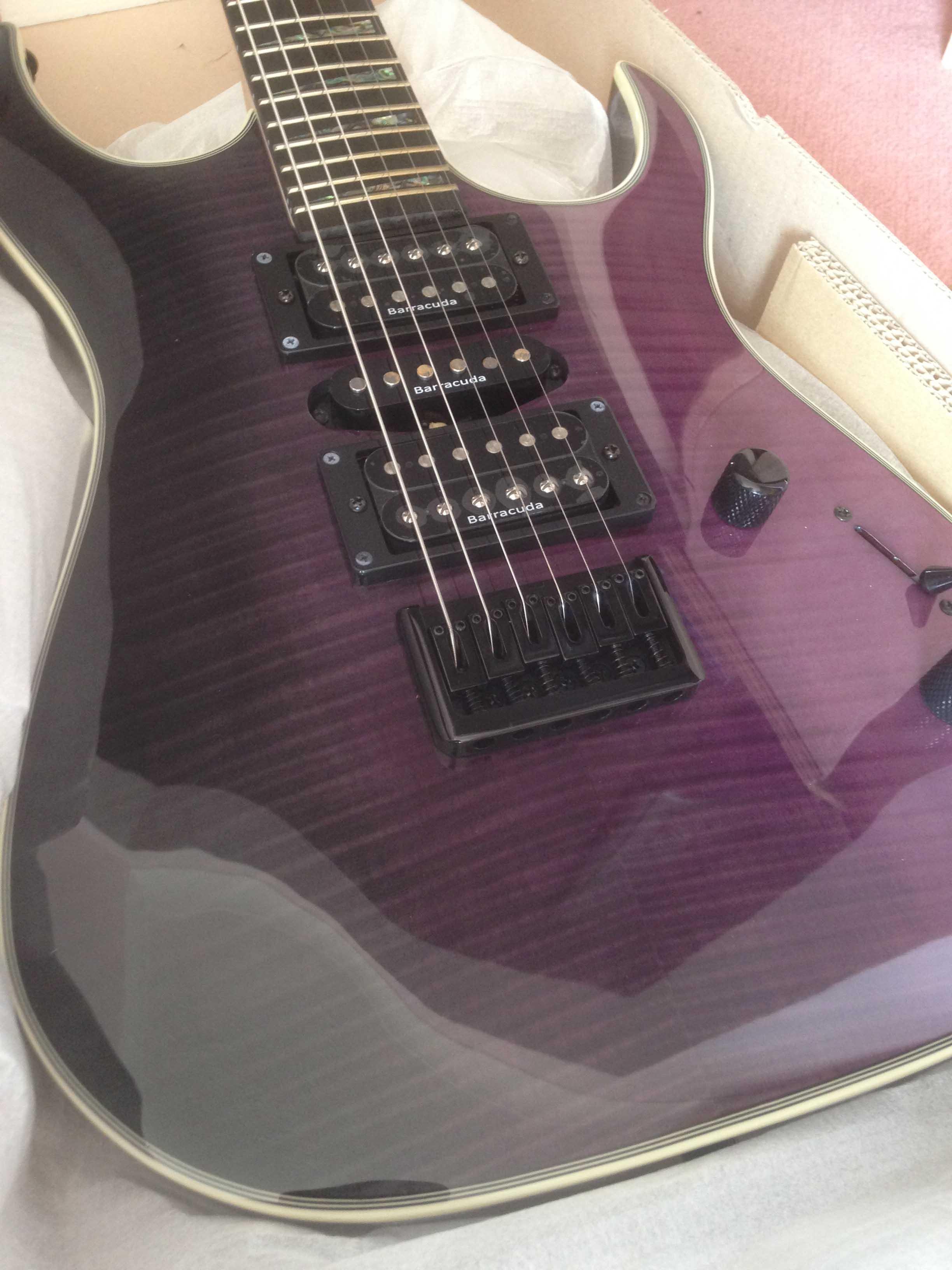 Tempest Black/Purple