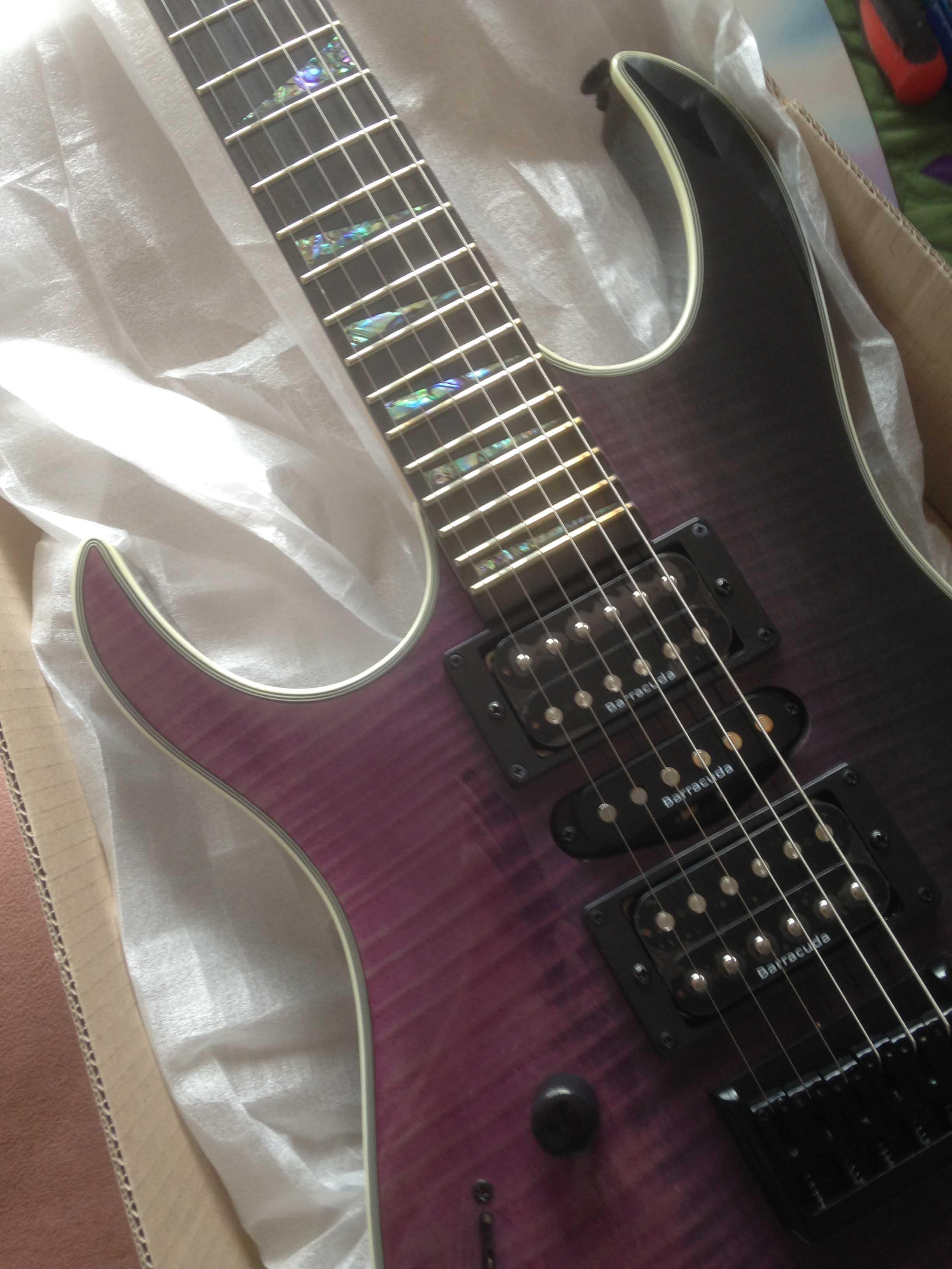 L/H Tempest Black/Purple