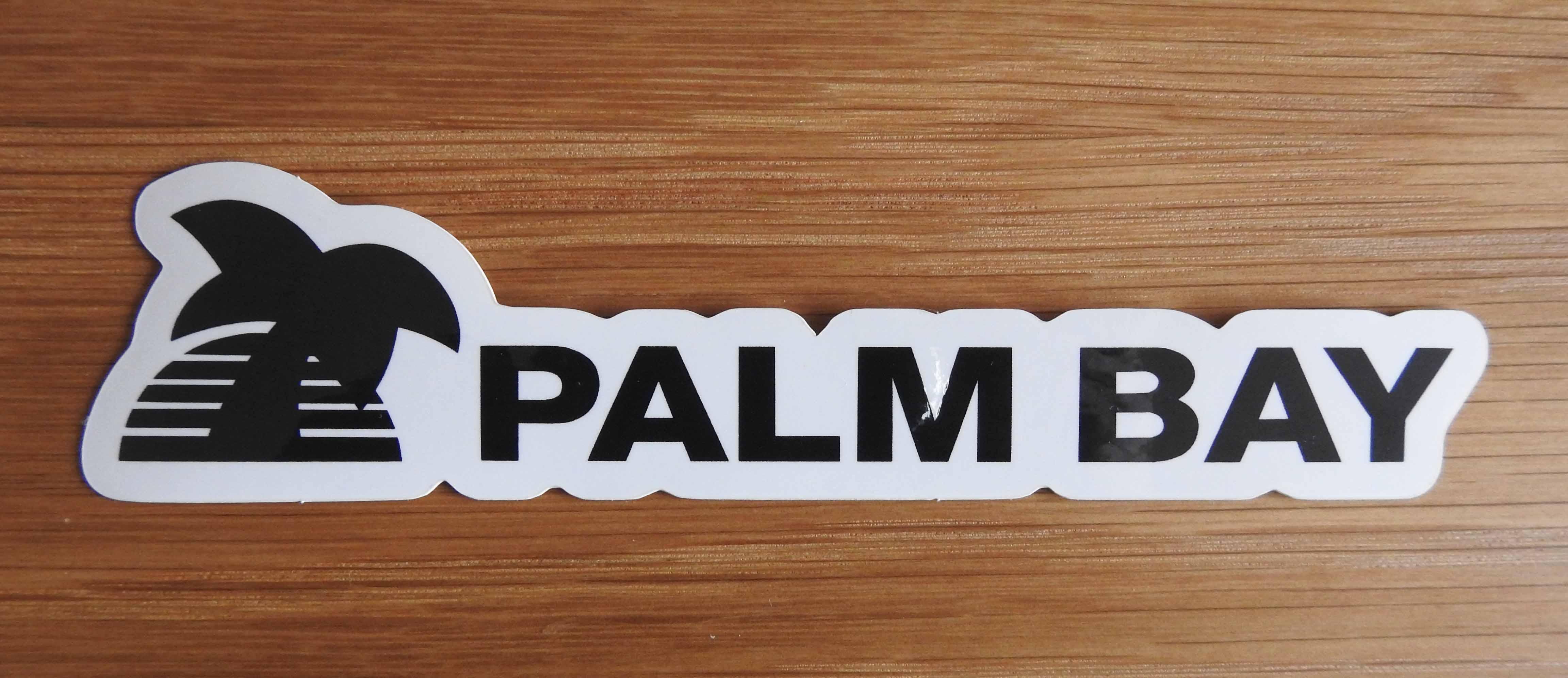 Palm Bay Sticker