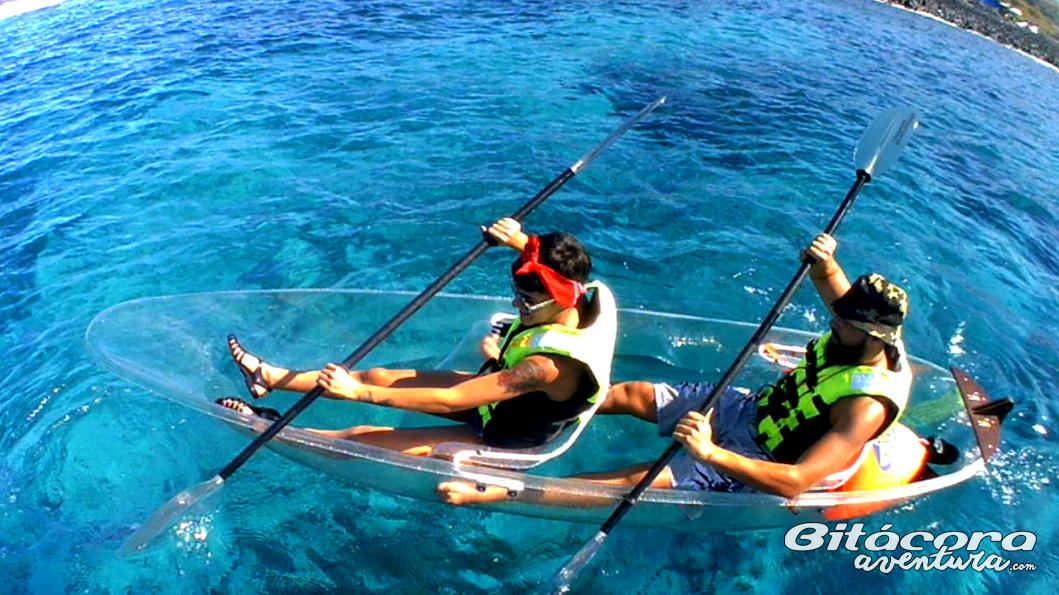 Kayak Transparente - Armeñime