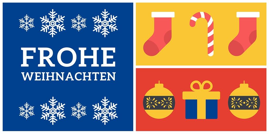 OSC SI wünscht Frohe Weihnachten!