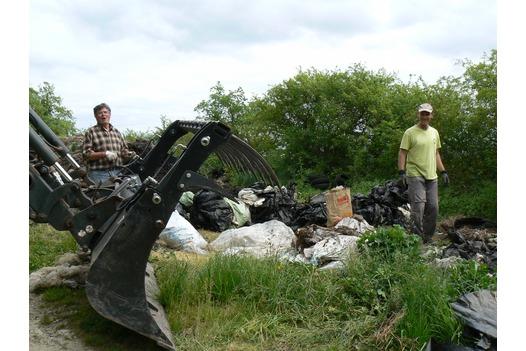 Tri des déchets plastiques