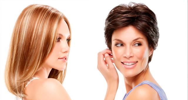 pelucas pelo natural VS pelucas sinteticas