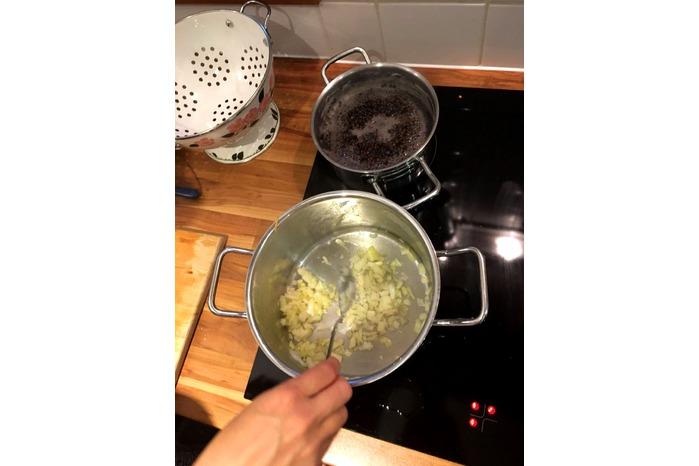 Ernährungs- und Kochworkshop
