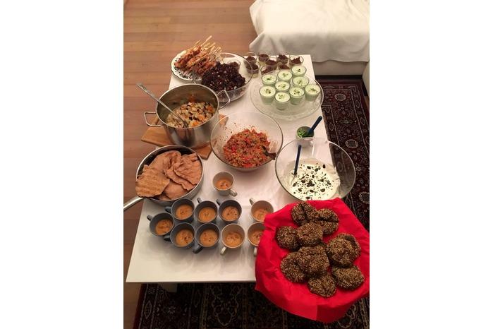 Gerichte Ernährungs- und Kochworkshop