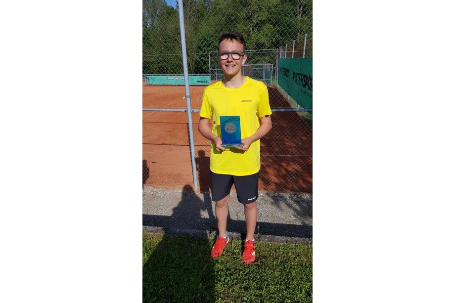 Bezirksmeister Junioren U16
