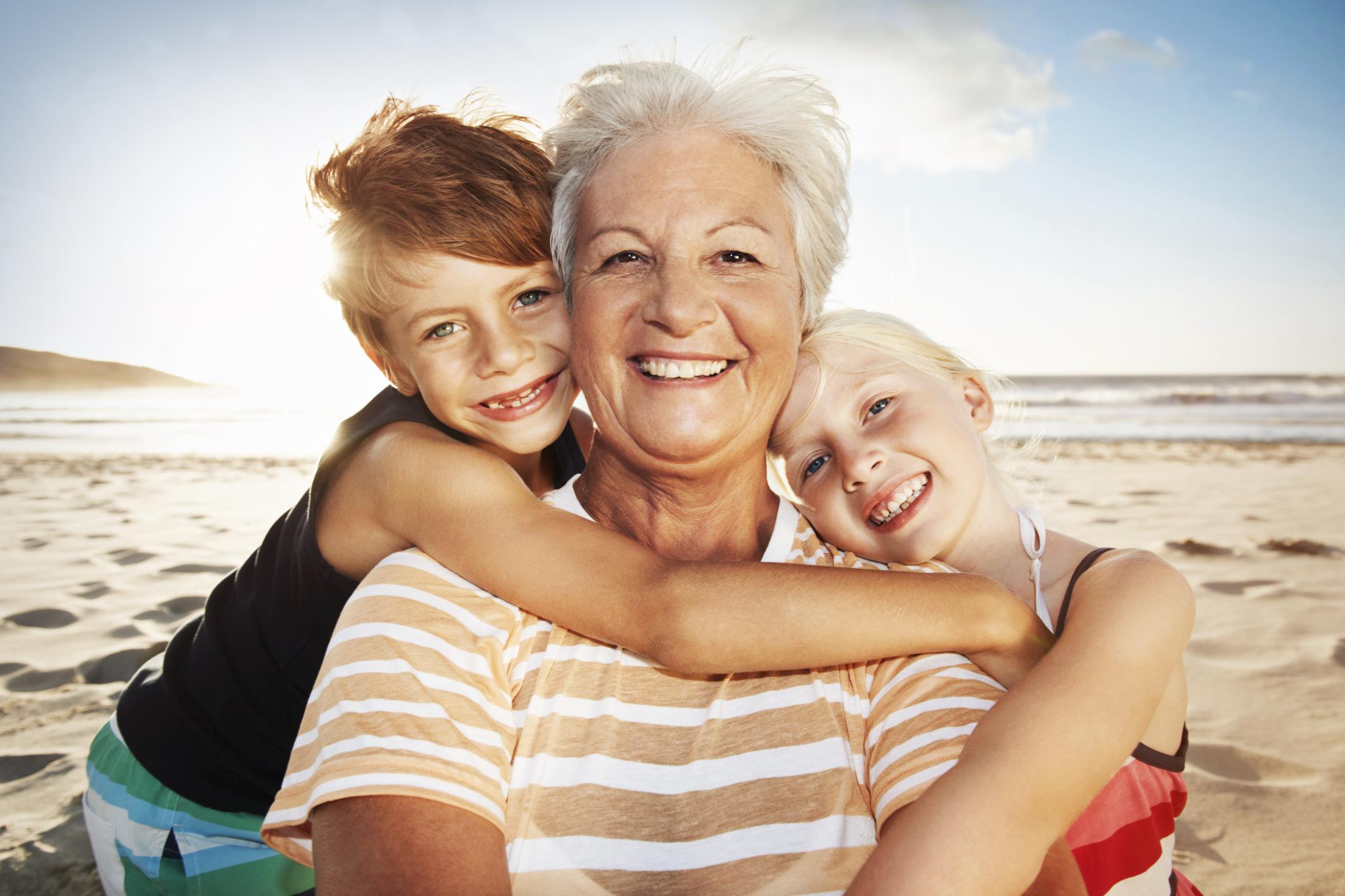 Glückliche Eltern - glückliche Kinder
