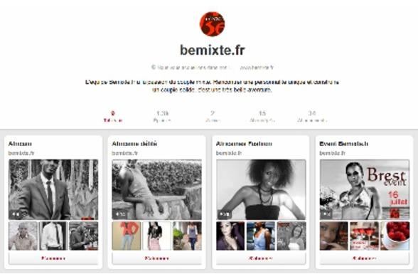 Pinterest Bemixte.fr