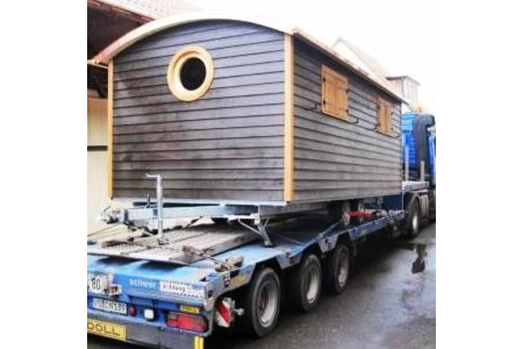 Bauwagen nutzen