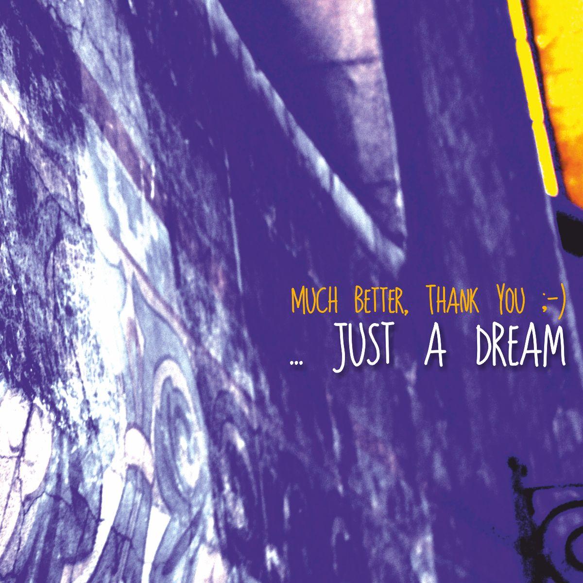 """CD-Album """"... Just a Dream"""""""