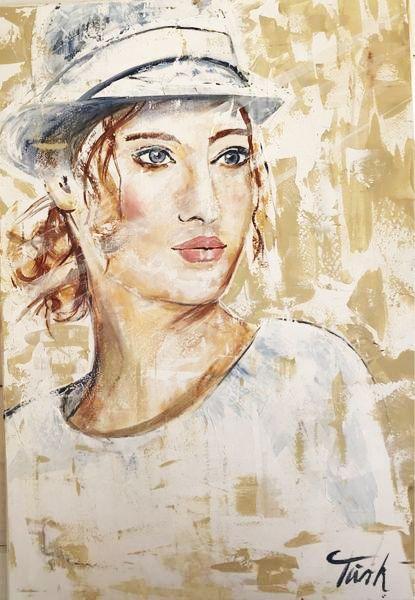 01 Portrait Sand Hellblau