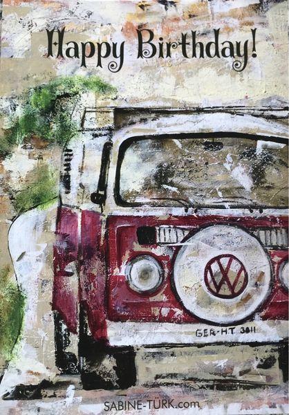 04 VW Bus