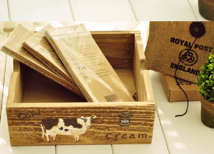 Caja Lechera Vintage
