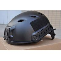 Base Jump Helmet Negro
