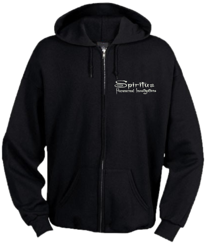 Spirutus Paranormal Hooded Sweatshirt With Zip