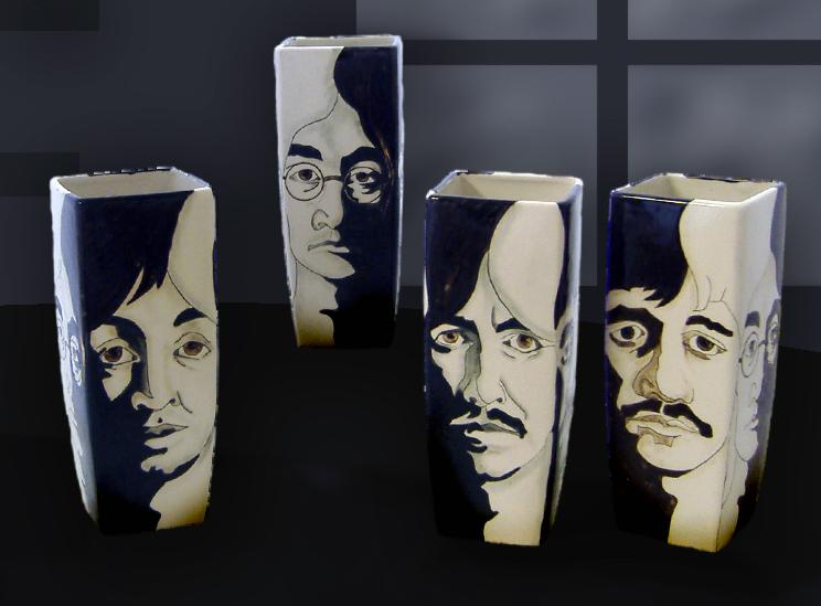 Pop Art 1 Vase
