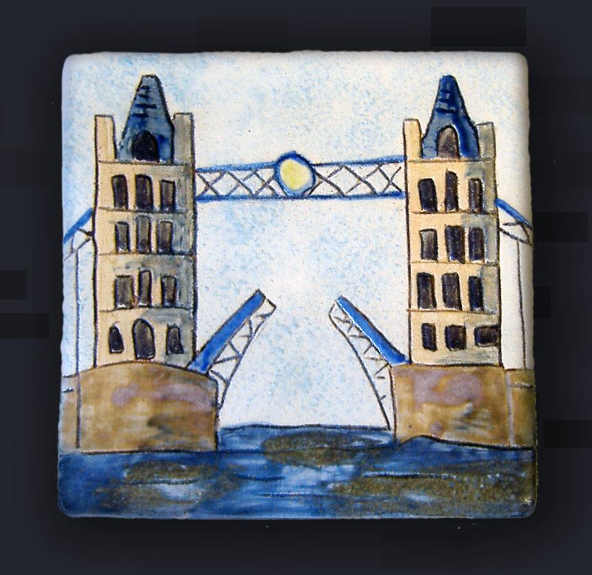 Tower bridgel London Coaster