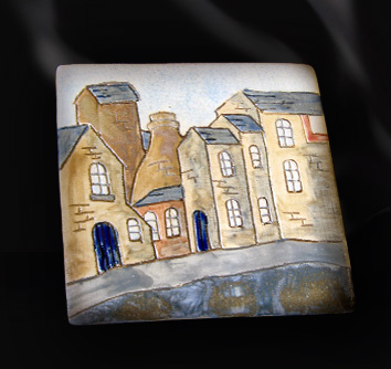 Middleport Pottery Coaster