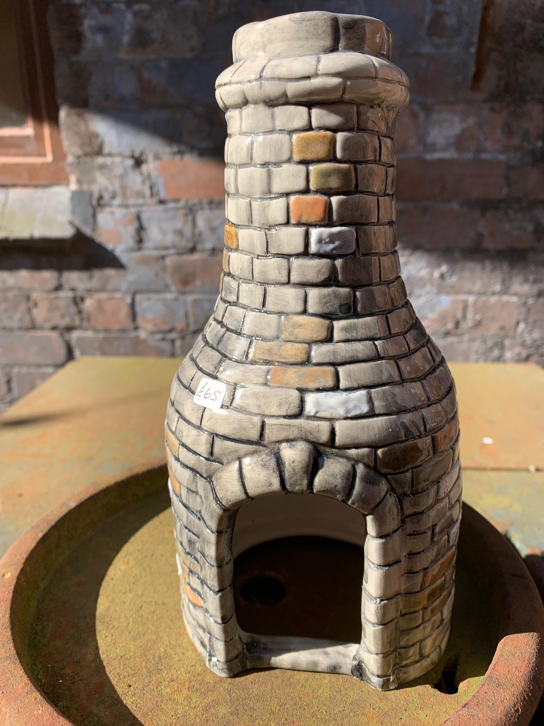 Large Bottle Kiln