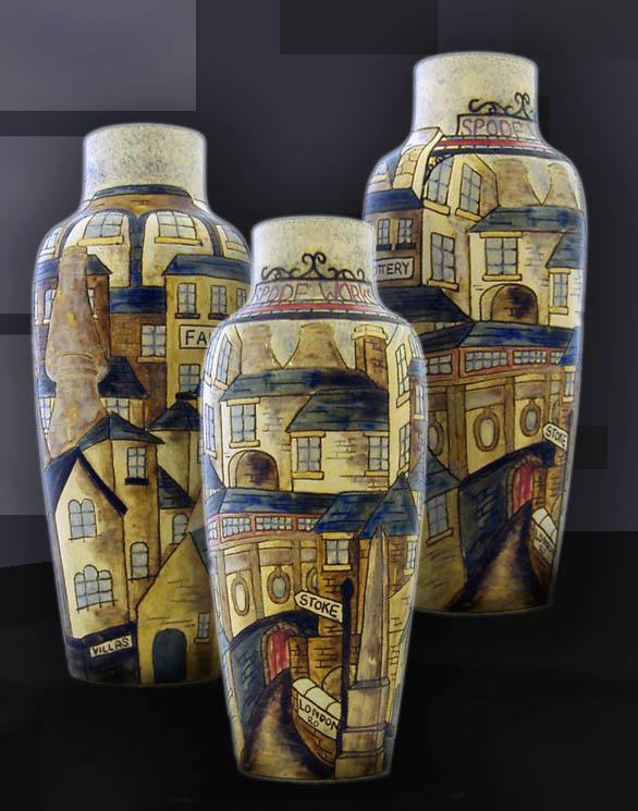 Stoke Bottle Vase