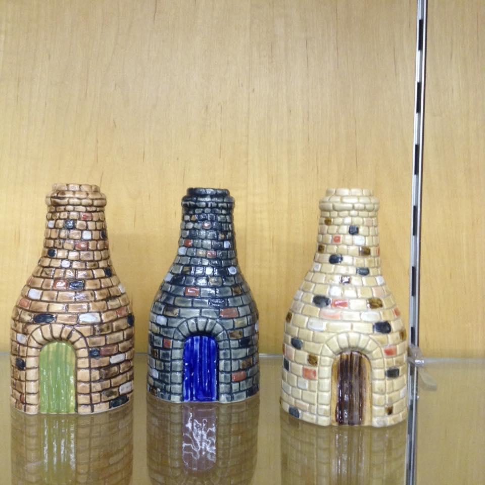 Medium Bottle Kiln