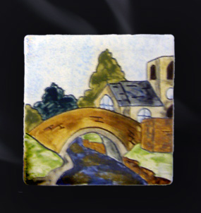 Village Towpath Coaster