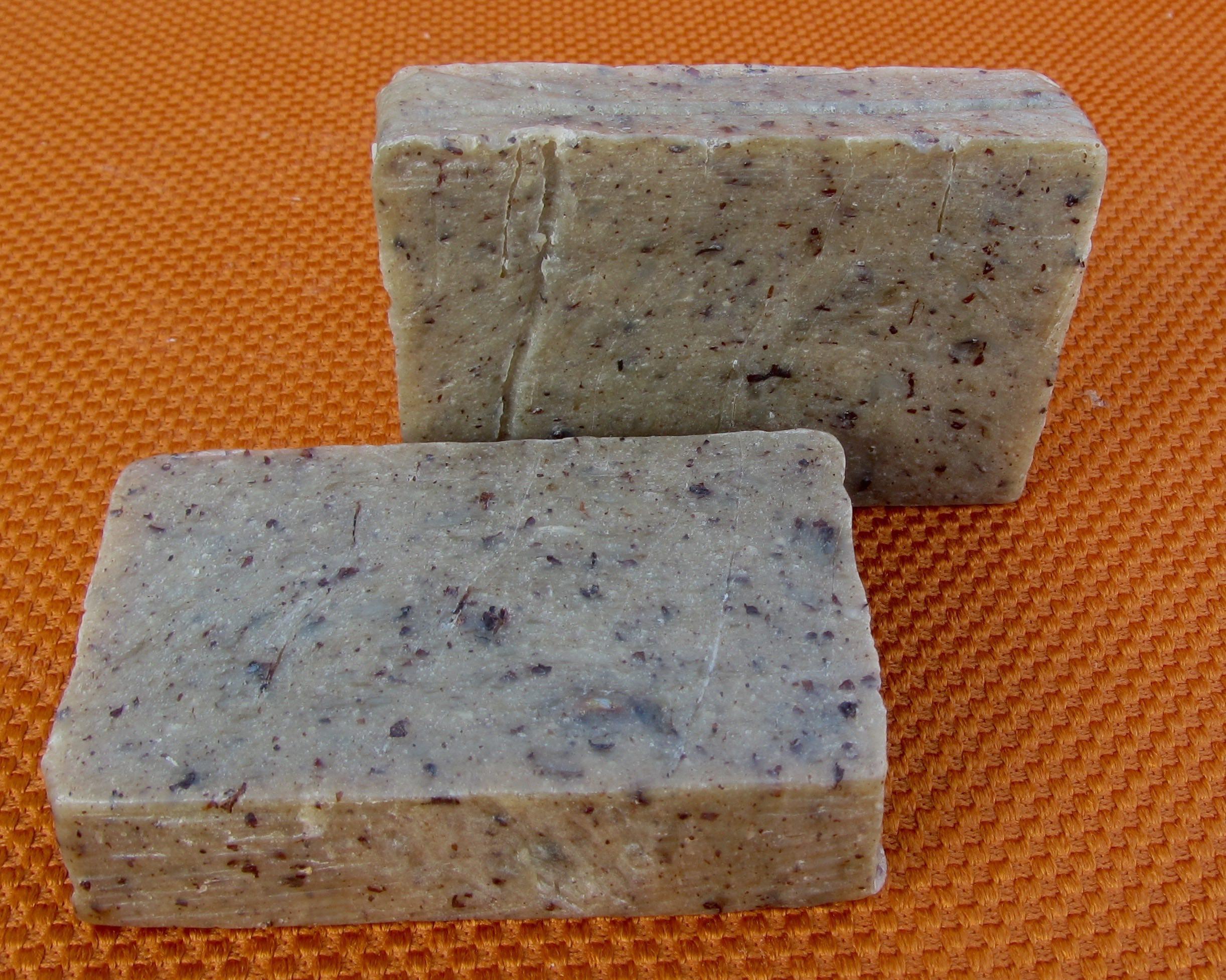 Birch Oil Scrub Soap