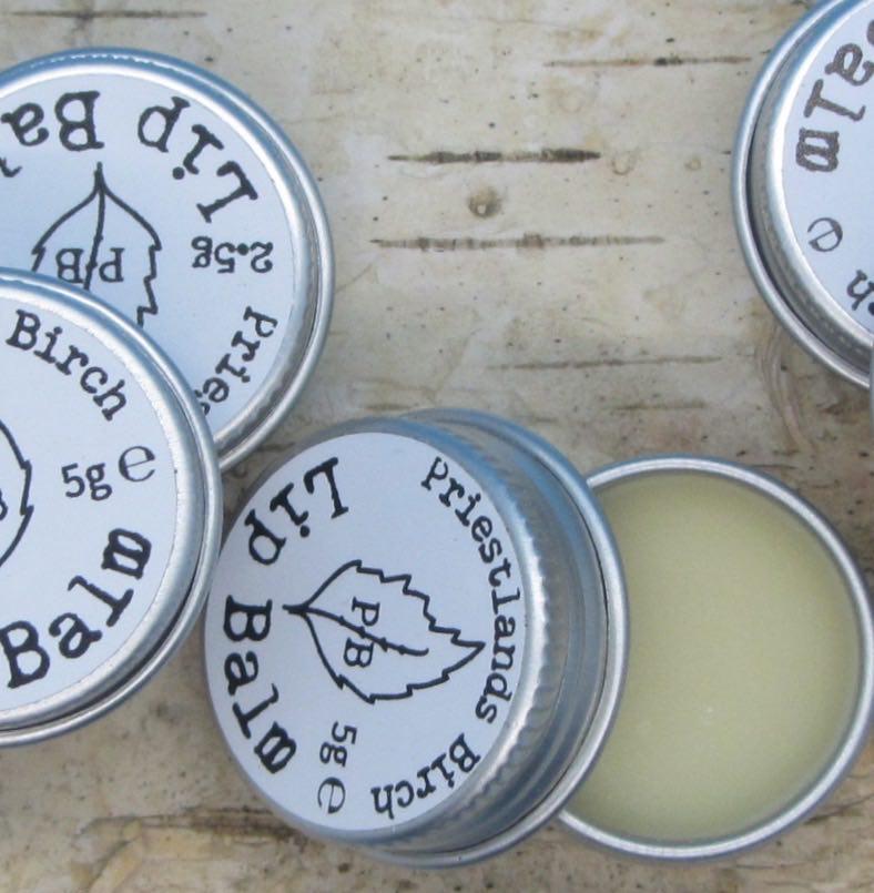 Birch Oil Lip Balm