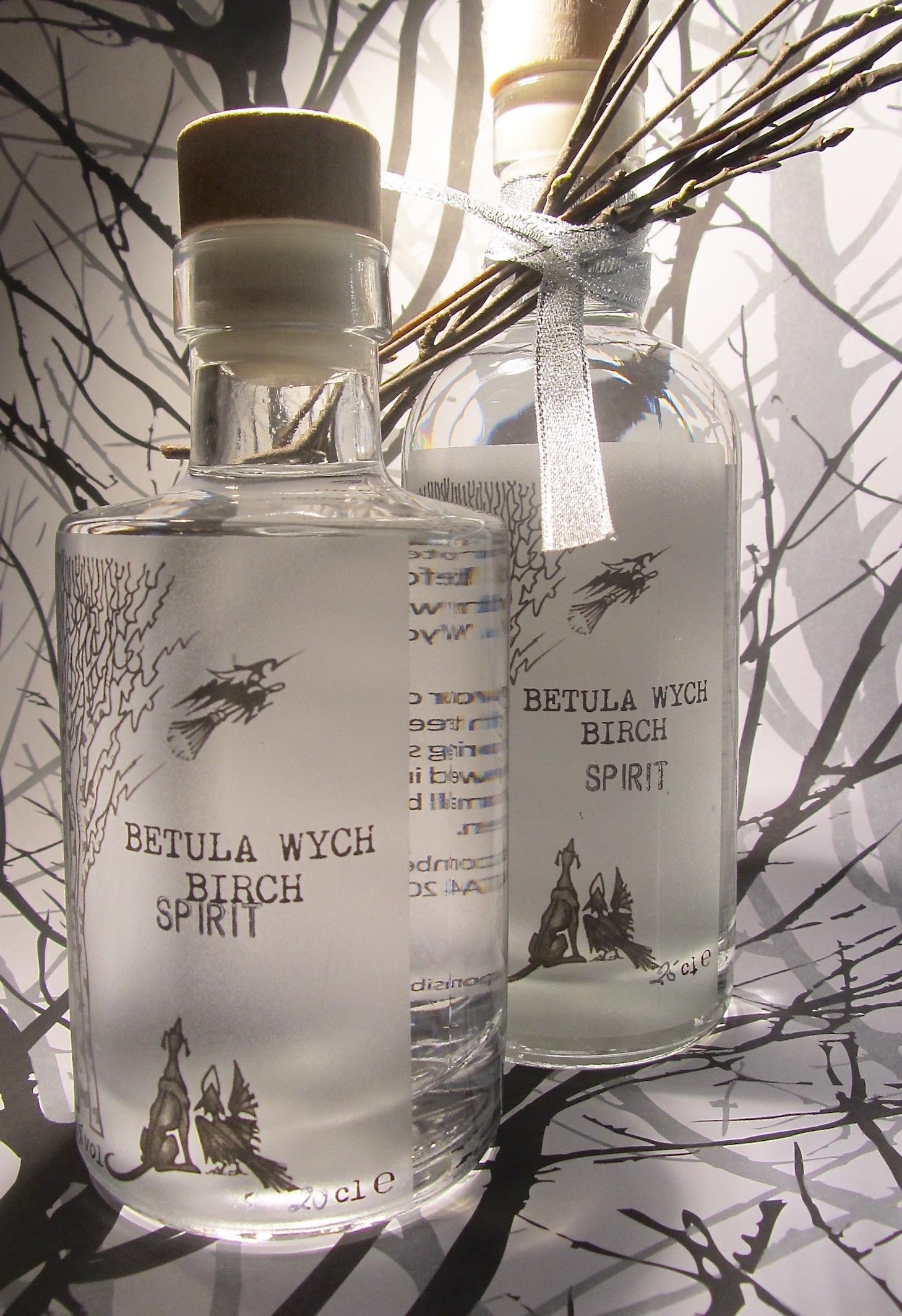 Betula Wych Spirits. 40%ABV