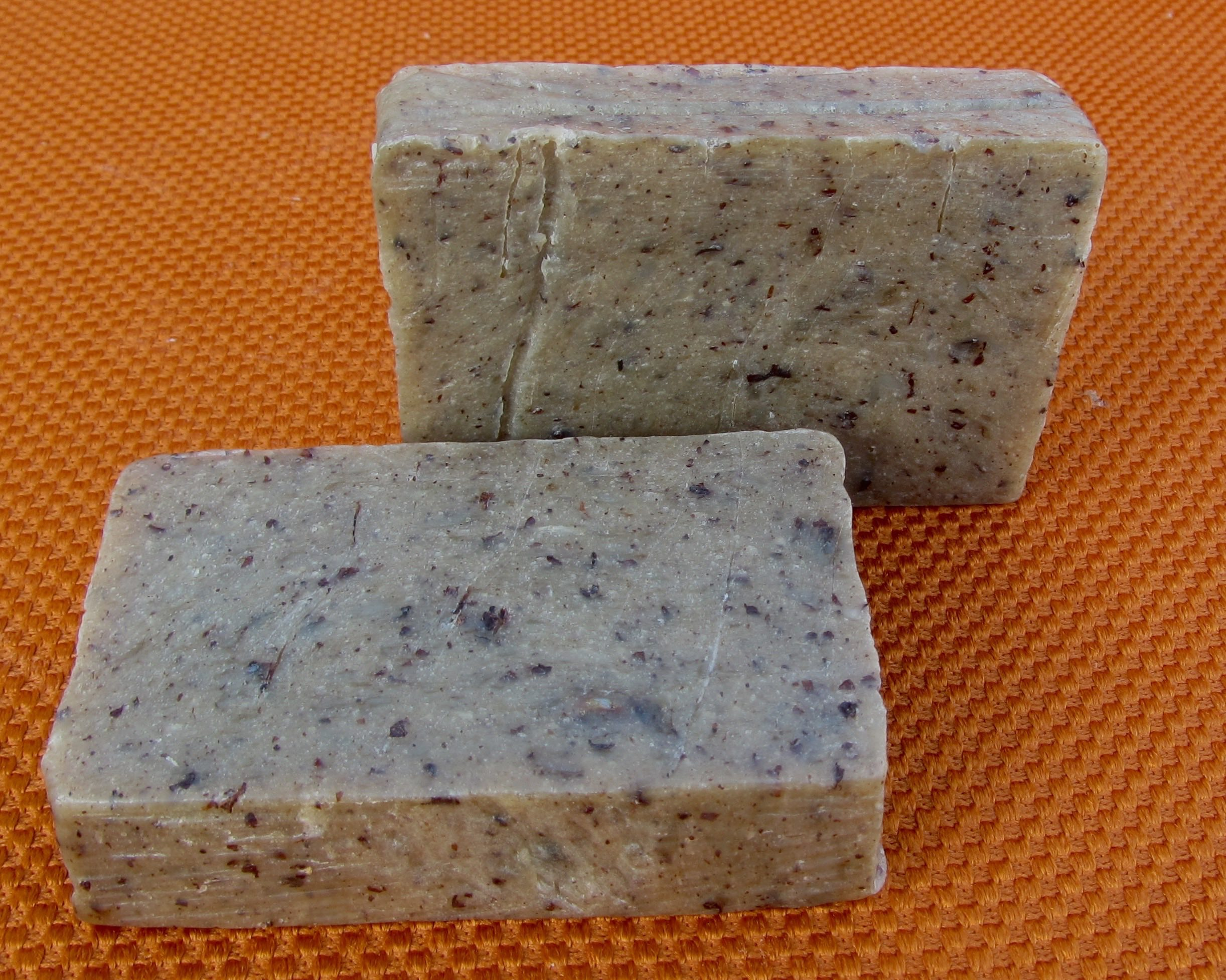 Birch Oil Scrub Soap
