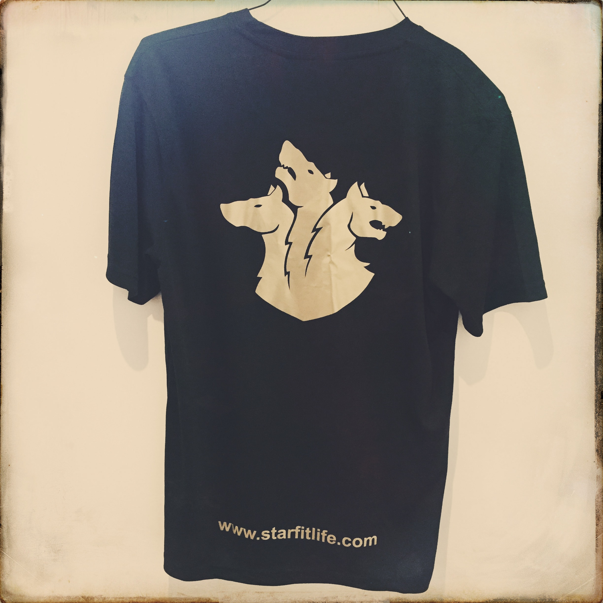 Starfit Special Edition Cerberus (Gold) T-Shirt