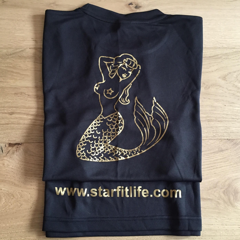 Starfit Special Edition Siren (Gold) T-Shirt