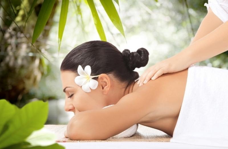 5 masajes a elegir de 30 min