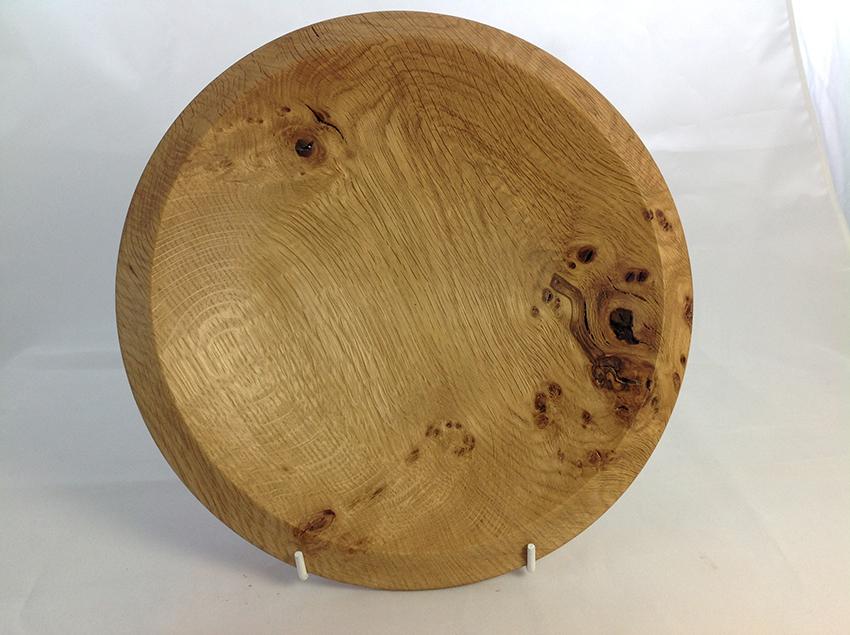 Oak food platter. NOW SOLD