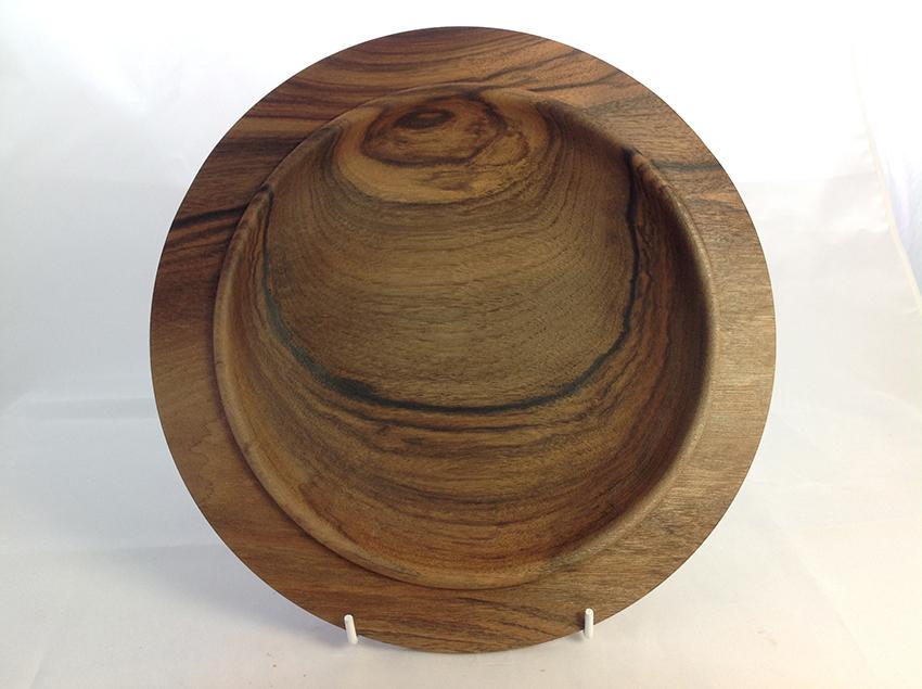 Walnut food platter