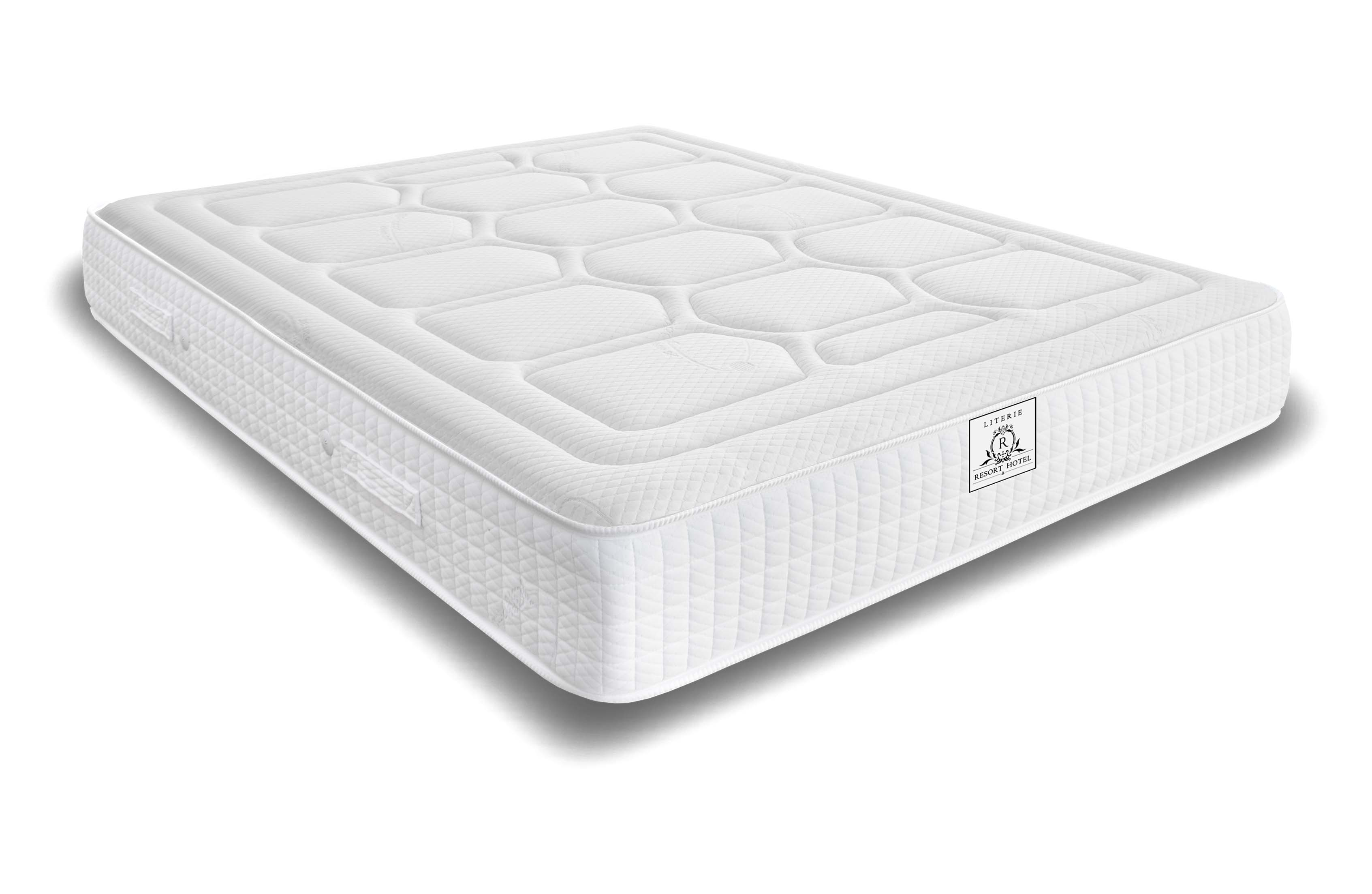 matelas 140x200 ressorts ensachs affordable irisette. Black Bedroom Furniture Sets. Home Design Ideas
