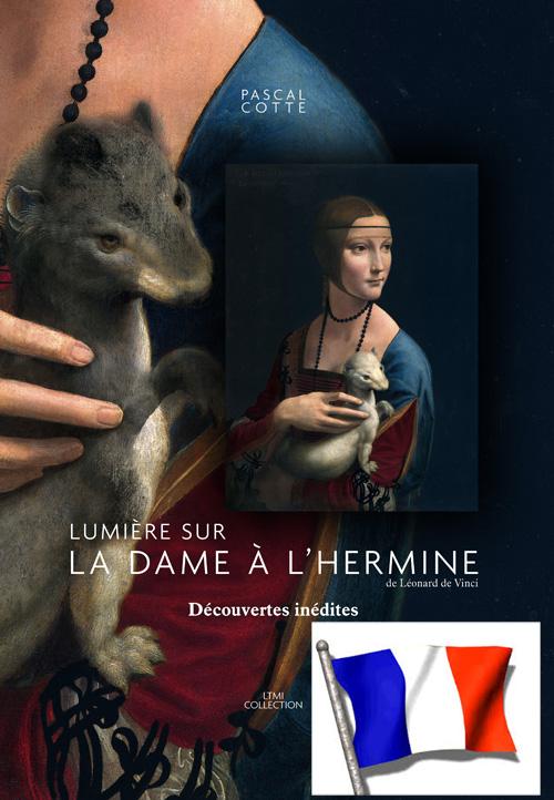 Lumiere sur La Dame à L'Hermine