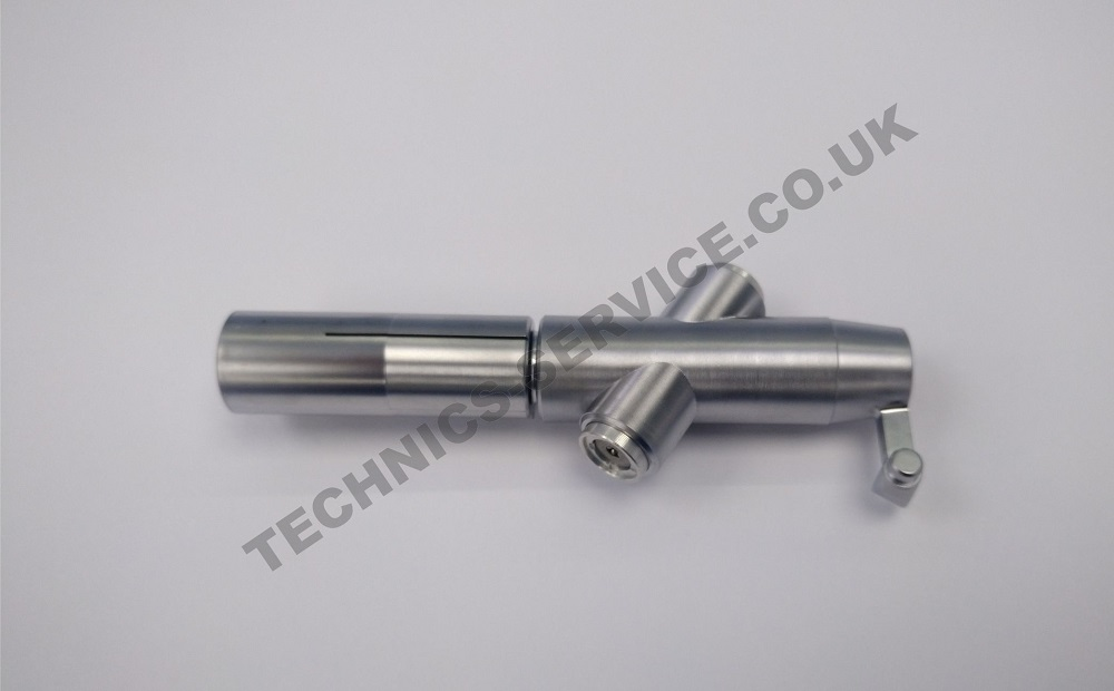 1200/1210 Tonearm Centre Section Brand New