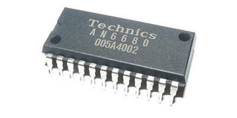 AN6680 Motor IC