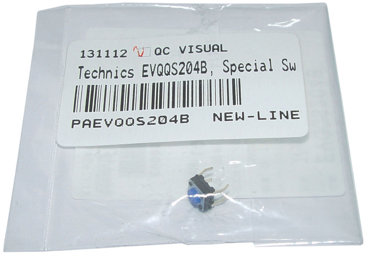 EVQQS204B 33/45 pcb switch