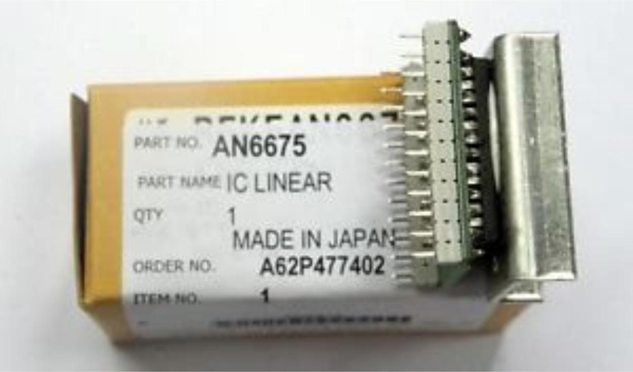 AN6675 Motor Drive IC