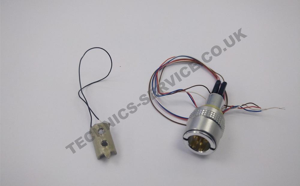 1200/1210 Tonearm Wiring Harness New