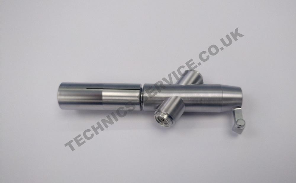 P-AM18201K1/2K2 Tonearm Centre Section (Genuine)