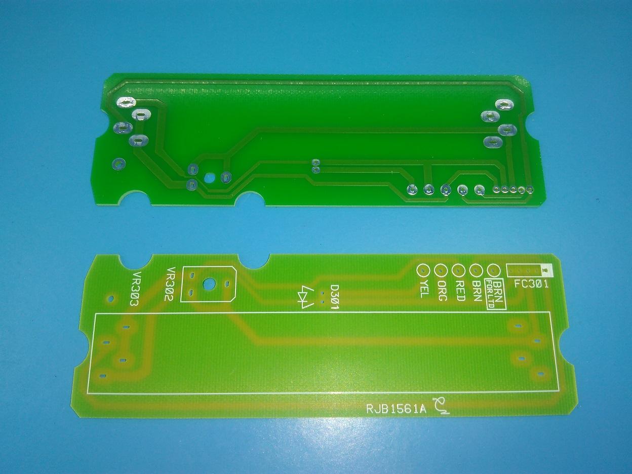 RJB1561A RJB1561A-1 Pitch PCB