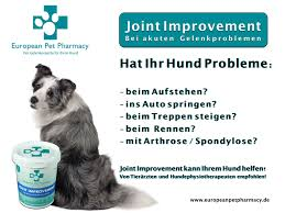 European Pet Pharmacy Joint Improvement