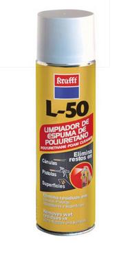 LIMPIADOR ESPUMA L-50