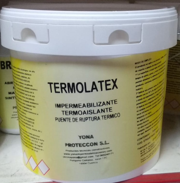 TERMOLATEX
