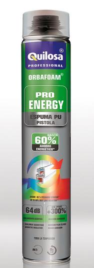 ORBAFOAM PRO-ENERGY